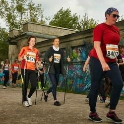 SEB Tallinna Maratoni Sügisjooks (10 km) - Triinu Riigor (8621), Annika Kuklase (8622)
