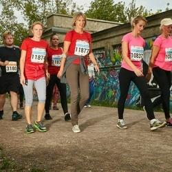 SEB Tallinna Maratoni Sügisjooks (10 km) - Agnes Palm (11874), Astrid Aariste (11877)