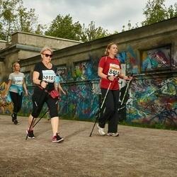 SEB Tallinna Maratoni Sügisjooks (10 km) - Anna Säkki (8404), Natalia Ivanova (10107)