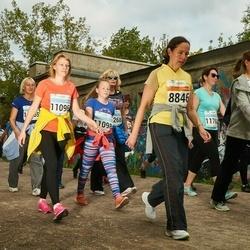 SEB Tallinna Maratoni Sügisjooks (10 km) - Kati Raik (8846), Age Kaljuorg (11096)