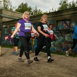 SEB Tallinna Maratoni Sügisjooks (10 km) - Anneli Talviste (11185), Merli Klausen (11187)