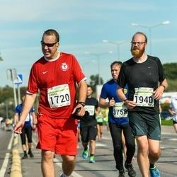 SEB Tallinna Maraton - Daniel Nüüd (1720), Ari Flinkman (1940)