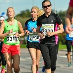 SEB Tallinna Maraton - Evelin Kisand (2312), Ada Ruttik (2390)