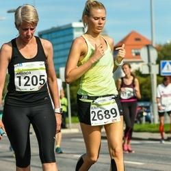 SEB Tallinna Maraton - Amanda Tully (1205), Berit Rohtjärv (2689)