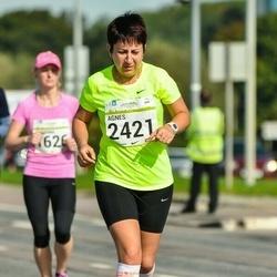 SEB Tallinna Maraton - Agnes Siniorg (2421)
