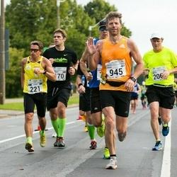 SEB Tallinna Maraton - André Abner (221), Sakari Kemell (945), Arttu Borchers (2067)