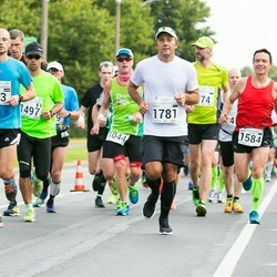SEB Tallinna Maraton - Igors Trofimenko (963), Rémy Murgues (1497), Aado Metsis (1584), Sergei Sotsugov (1781)
