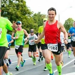 SEB Tallinna Maraton - Rémy Murgues (1497), Aado Metsis (1584)