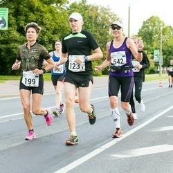 SEB Tallinna Maraton - Aili Sempelson (199), Ade Russak (542), Mikk Tiidemann (1231)