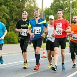 SEB Tallinna Maraton - Kaspar Mihailov (443), Johanna Järvisalo (546), Henri-Rene Kuningas (1128), Marko Valinurm (1466), Jani Tammi (2036), Jürgo Jartsev-Moont (2126), Andre Petraudze (2136)