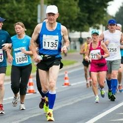 SEB Tallinna Maraton - Viia Kaldam (1080), Eero Lapp (1135), Aleksei Mamchits (1724)