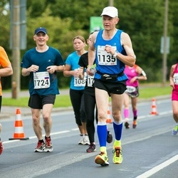SEB Tallinna Maraton - Eero Lapp (1135), Lasse Koivulehto (1502), Aleksei Mamchits (1724)