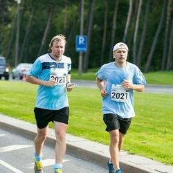 SEB Tallinna Maraton - Boriss Shipunov (2020), Juri Amosov (2021)