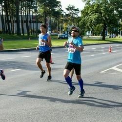 SEB Tallinna Maraton - Steven Sillamaa (158), Aaro Kuivalainen (940), Juula Orav (1615)