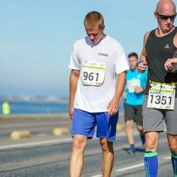 SEB Tallinna Maraton - Bruno Kaldoja (961)