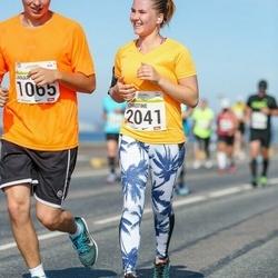 SEB Tallinna Maraton - Christine Sallo (2041)