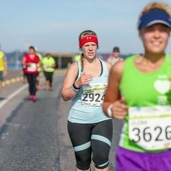 SEB Tallinna Maraton - Agnes Kullap (2924)