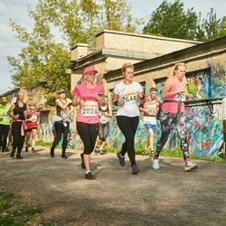 SEB Tallinna Maratoni Sügisjooks (10 km) - Annika Tennokese (2024), Marina Suhhoterina (2644)
