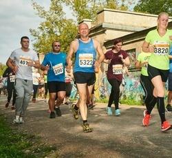 SEB Tallinna Maratoni Sügisjooks (10 km) - Adrian Gerloff (5322)