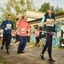 SEB Tallinna Maratoni Sügisjooks (10 km) - Annely Uukkivi (2581), Juri Maksimov (9426)