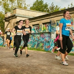 SEB Tallinna Maratoni Sügisjooks (10 km) - Annely Talirand (4727)