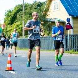 SEB Tallinna Maraton - Agur Jõgi (428), Erkki Mäeorg (866)