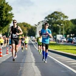 SEB Tallinna Maraton - Tiit Palu (136), Aaro Kuivalainen (940)