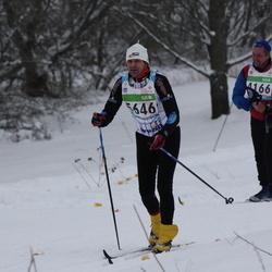 42. Tartu Maraton - Bruno Born (4166), Jaan Korrol (5646)