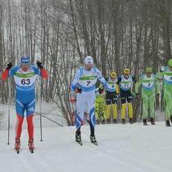 42. Tartu Maraton - Anders Aukland (2), Simen Oestensen (4), Algo Kärp (7), Thomas Magne Henriksen (11), Anders Myrland (13), Alexander Bessmertnykh (63)