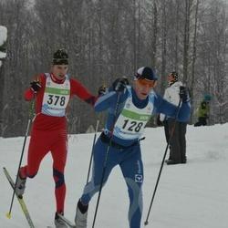 42. Tartu Maraton - Roland Toome (128), Artur Rauk (378)