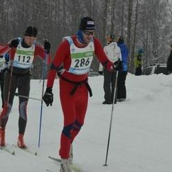 42. Tartu Maraton - Egor Kozlov (112), Anders Jakobsen (286)