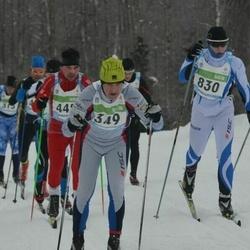 42. Tartu Maraton - Arne Sammel (349), Hardi Ahman (830)