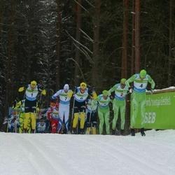 42. Tartu Maraton - Joergen Brink (1), Anders Aukland (2), Simen Oestensen (4), Christoffer Callesen (6), Algo Kärp (7)
