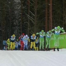 42. Tartu Maraton - Anders Aukland (2), Stanislav Rezac (3), Simen Oestensen (4)