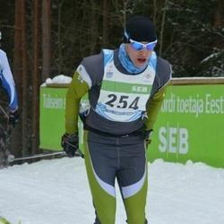 42. Tartu Maraton - Bert Tippi (254)