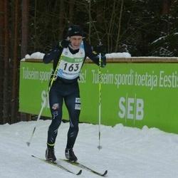 42. Tartu Maraton - Urmas Peiker (163)