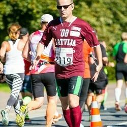 SEB Tallinna Maraton - Artis Drezins (2119)