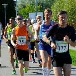 SEB Tallinna Maraton - Jukka Havia (75), Ari Laapas (177)