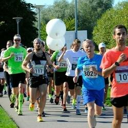 SEB Tallinna Maraton - Aleksandrs Orlovs (117), Mihhail Zavizion (3025)