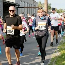 SEB Tallinna Maratoni Sügisjooks (10 km) - Anneli Vellerind (1480)