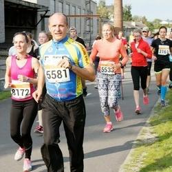SEB Tallinna Maratoni Sügisjooks (10 km) - Boriss Burkov (5581)