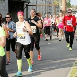 SEB Tallinna Maratoni Sügisjooks (10 km) - Merle Aru (3303), Boriss Gritsjuk (10277)