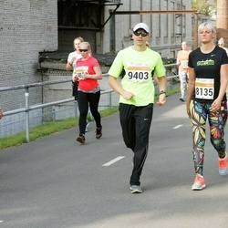 SEB Tallinna Maratoni Sügisjooks (10 km) - Älis Leheroo (8135), Ahti Jõgi (9403)