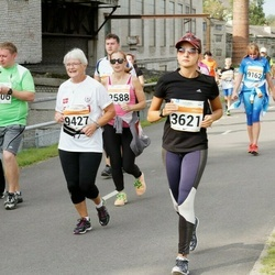 SEB Tallinna Maratoni Sügisjooks (10 km) - Agnes Lepiste (3621)