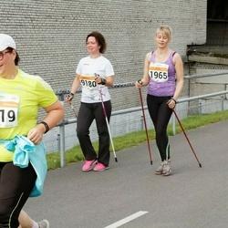 SEB Tallinna Maratoni Sügisjooks (10 km) - Anne-Mai Kodu (1965), Anneli Tõnissoo (9180)