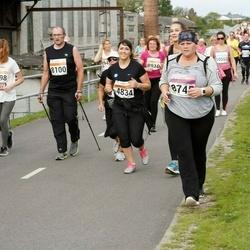 SEB Tallinna Maratoni Sügisjooks (10 km) - Afina Berget-Sadõhov (4834), Aivar Kõre (8100)