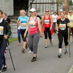 SEB Tallinna Maratoni Sügisjooks (10 km) - Triin Talumaa (3884), Annely Põldaru (8970)