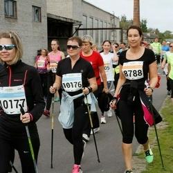 SEB Tallinna Maratoni Sügisjooks (10 km) - Sirli Toomla (8788), Annika Laas (10176)
