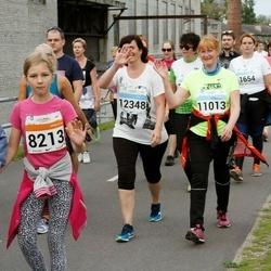 SEB Tallinna Maratoni Sügisjooks (10 km) - Amanda Maljugina (8213), Svetlana Rogutko (12348)