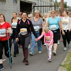 SEB Tallinna Maratoni Sügisjooks (10 km) - Amelia Helene Abo (8608)